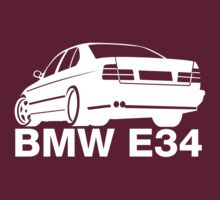 BMW E34 M5 - 4 by TheGearbox