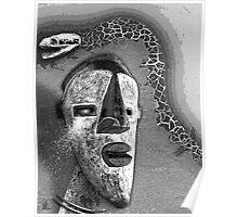 snake shaman Poster