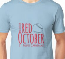 Red October Unisex T-Shirt