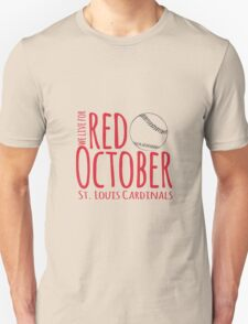 Red October T-Shirt