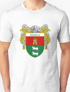 Cordero Coat of Arms/Family Crest T-Shirt