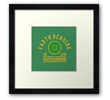 Earth Kingdom Framed Print