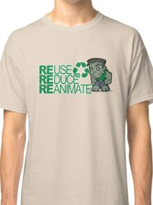 Frankenstein - Recycle Classic T-Shirt