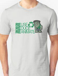 Frankenstein - Recycle Unisex T-Shirt