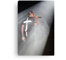 Jay Z - The O2, Dublin Canvas Print