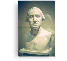 Mr. Washington Canvas Print