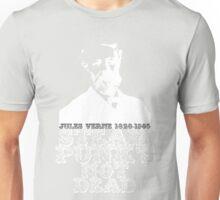 Jules Verne steampunk Unisex T-Shirt