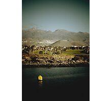 Marina, Tenerife Photographic Print