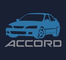 Honda Accord Type R - 3 by TheGearbox