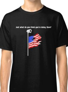 The United states of surveillance Classic T-Shirt