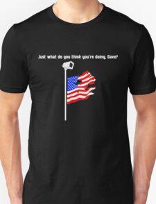 The United states of surveillance Unisex T-Shirt