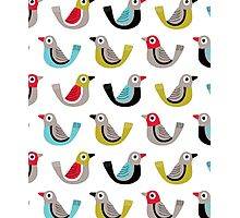 Bird Spieces [Climate Change 2015] Photographic Print