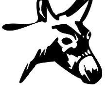 Donkey Face by kwg2200
