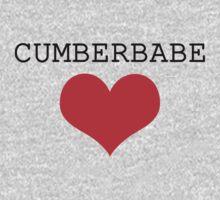 Cumberbabe Dark Heart One Piece - Long Sleeve