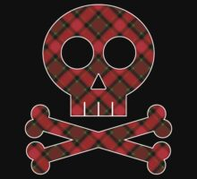 X Marks The Scot Red by AngryMongo