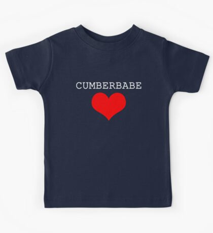 Cumberbabe Light Heart Kids Tee