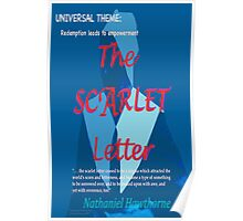 The Scarlet Letter: Universal Theme Poster