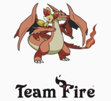 Team Fire (Limited!) by Slowkinggaming