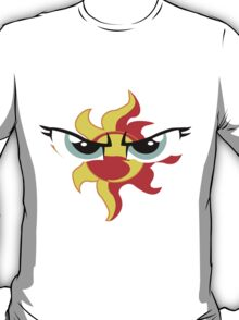 Sunset Shimmer Emblem T-Shirt