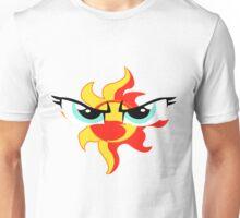 Sunset Shimmer Emblem Unisex T-Shirt