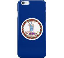 Smartphone Case - State Flag of Virginia IV iPhone Case/Skin