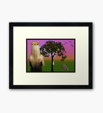 ✿♥‿♥✿ MOTHER EARTH- NATURE CREATION ✿♥‿♥✿ Framed Print