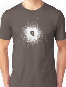 Nevada Equality White Unisex T-Shirt