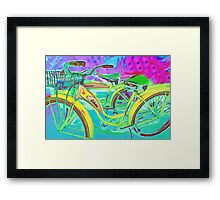 Yesterday It Seemed Life Was So Wonderful 5D25760m38 Framed Print