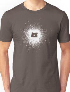 Oregon Equality White Unisex T-Shirt