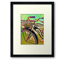 Yesterday It Seemed Life Was So Wonderful 5D25760m168 vertical Framed Print