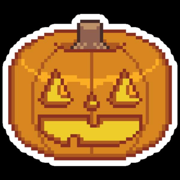 Halloween Pumpkin by Shoehead