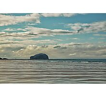 The Bass Rock Photographic Print