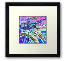 Yesterday It Seemed Life Was So Wonderful 5D25760 square Framed Print