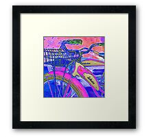 Yesterday It Seemed Life Was So Wonderful 5D25760p45 square Framed Print