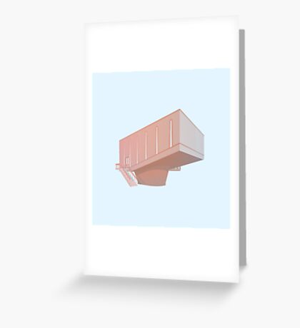 Hudson Beare Lecture Theatre Greeting Card