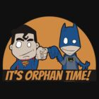 ITS ORPHAN TIME by Jared George- Art