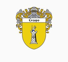 Crespo Coat of Arms/Family Crest Unisex T-Shirt