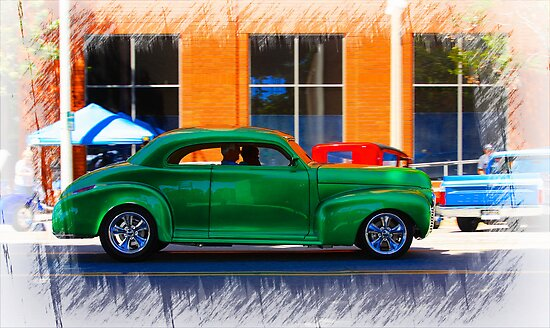 Green Machine by CarolM