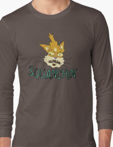 Squanchin' Long Sleeve T-Shirt