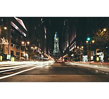 South Broad Street, Philadelphia Photographic Print