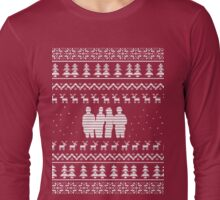 One Direction Christmas Sweater  Long Sleeve T-Shirt