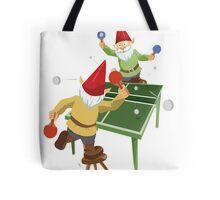 Gnome Pong Tote Bag