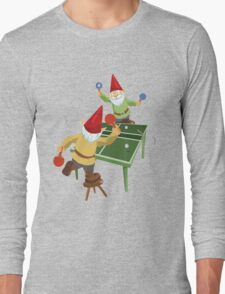 Gnome Pong Long Sleeve T-Shirt