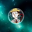 50th Anniversary 7th Doctor by nowaitwhat