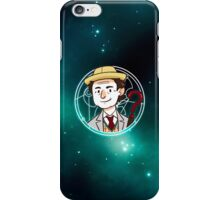 50th Anniversary 7th Doctor iPhone Case/Skin