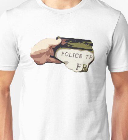 Tardis Piece - Big Bang Two Unisex T-Shirt