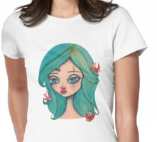Of Salt and Sea Womens Fitted T-Shirt