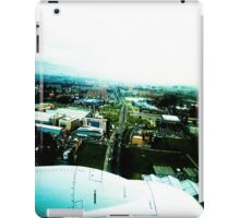 I want to fly in your vastness. iPad Case/Skin