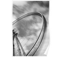 Wheel of York Poster
