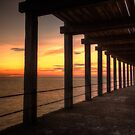 Whitby - Under the Boardwalk by MartinWilliams